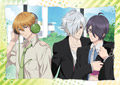 BROTHERS CONFLICT クリアファイル(全2種)