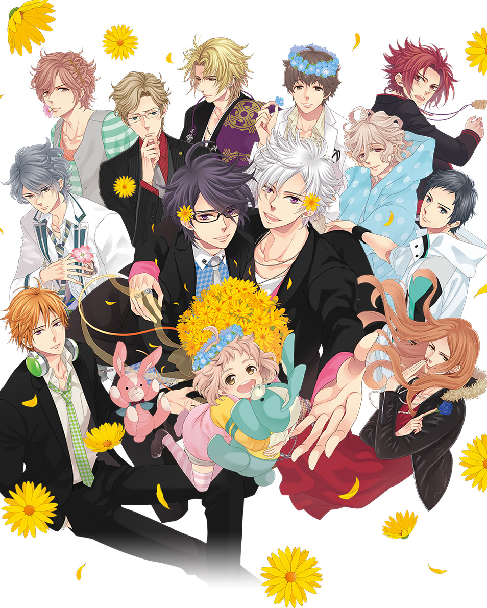 ~Brothers Conflict main_bg